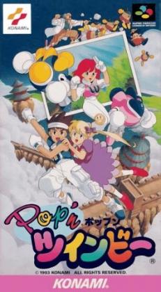 Pop'n TwinBee [Japan] image